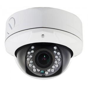 BlueCCTV HD-SDI Outdoor Vandal Dome IR Camera 2.8-12mm 1080P 21Leds