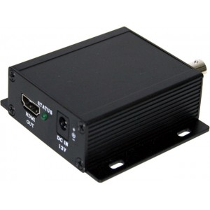 Mini HD-SDI Digital Video to HDMI 1080P 1080i 720P Video Converter Adapter