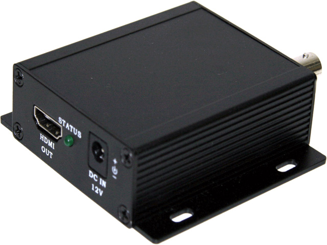 KT/&C HD-SDI 2.1 Megapixel Security Bullet Camera Full 1080p HD Panasonic CMOS
