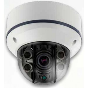 Eyemax HD SDI Vandal Dome IR Camera XVI 232FV 1080P 2.8-12mm IP68 ( Optional Dual Power )