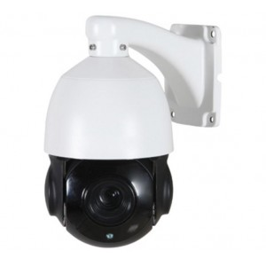"HD-TVI CCTV Outdoor Night Vision Mini 5"" PTZ Camera 2.4MP 1080P HD Image 18X Optical Zoom Support UTC"