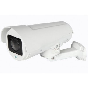 HD-TVI CCTV Outdoor Night Vision Pan Zoom Bullet Camera 2.4MP 1080P HD Image 10X Optical Zoom Support UTC