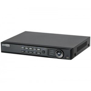 HD-TVI DVR system, 4ch 1080p/720p record, Analog also compatible, manufactured by HIKVISION