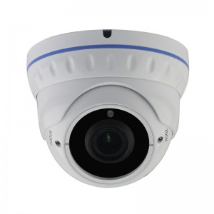 4 In 1 analog HD TVI hybrid CCTV 1080P Eyeball Night vision camera 2.8-12mm DWDR, UTC, DNR