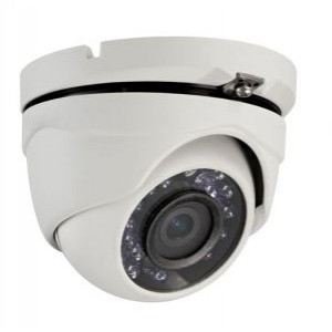 HD-TVI CCTV Outdoor Turret Dome IR Camera, HD 720P 24IR Leds 2.8mm