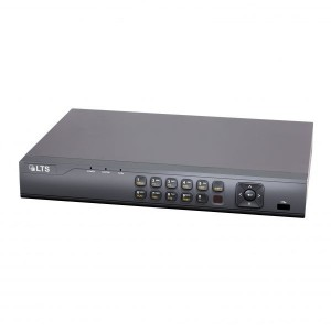 LTS HD-TVI 4CH Hybrid DVR System, HD 1080P, Tribrid-Analog, HD-TVI  and IP Cameras