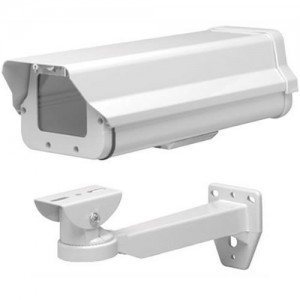 "CCTV Camera Housing Combo 15"" CAMERA HOUSING + WALL MOUNT"
