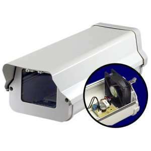 CCTV Camera Outdoor Housing ( Heat & Blower )
