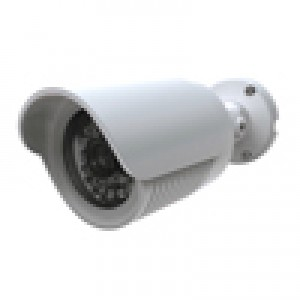 720P Megapixel HD Bullet IR Network Camera 3G Support 24Leds 4mm