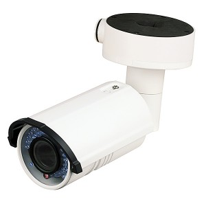 LT series IR IP 3 Mega Pixel outdoorBullet Camera POE 2.8-12mm
