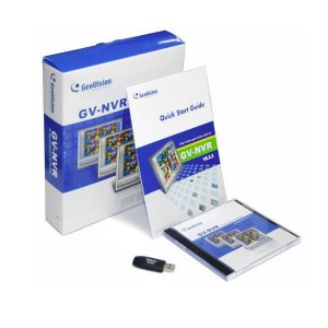 Geovision GV-NVR 3rd Party USB Dongle IP cameras Upto 32CH