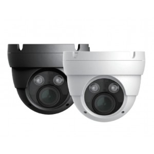 Titanium series 4MP IP Camera H265 Turret Eyeball Camera 2.8-12mm motorized Lens