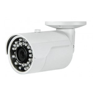 2MP or 4MP Outdoor IR Bullet IP Camera 3.6mm Fixed lens Onvif POE IP66 Outdoor Weather Proof