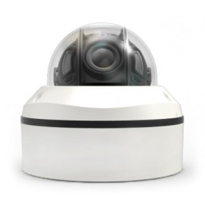 4.2MP or 5MP Outdoor IR Vandal Dome IP Camera 3.6-10.5mm Lens Onvif POE IP68 Outdoor Water Proof Motorized Avail.