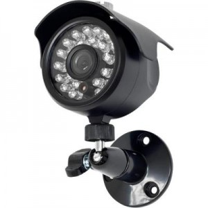 Eyemax IRE 6022 Outdoor Night-Vision Bullet Camera 620TVL 25IR 3.6mm