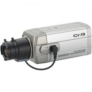 CNB GN605 KC2 1/3 SONY CCD Double Scan WDR, ICR, DSS, Dual Power 0.001Lux 525TVL High Resolution