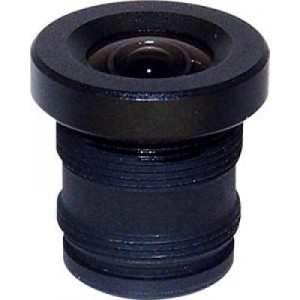 4mm fixed lens