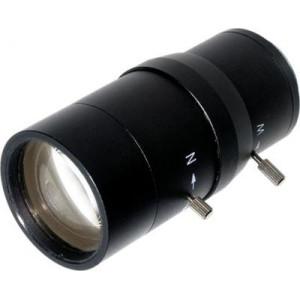 6-60mm Manual Iris Vari-focal Lens
