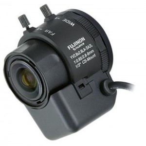 Fujinon Lens 2.8-8.0mm Auto Iris Vari-focal Lens