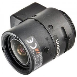 Tamron 3-8mm auto-iris IR corrected lens