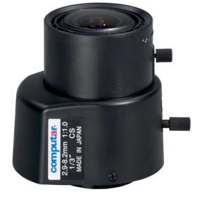 Computar Gans 2.9-8.2mm Auto Iris vari-focal Lens