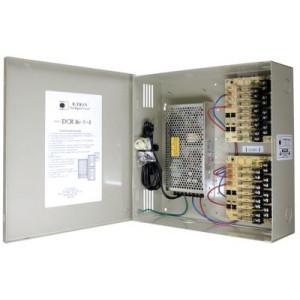 B-Tron cctv power box AC 24V 16CH 8.4A