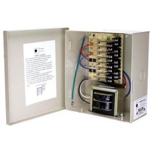 B-Tron cctv Camera Power Box AC 24V 8CH 4.2A