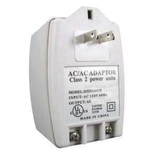 24V AC 20VA CCTV SECURITY Power Transformer Adapter UL Listed 830mA