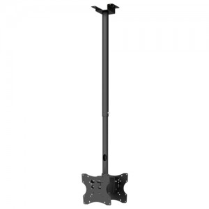 Dual Mountable ceiling mount for 10-32 inch lcd led monitors
