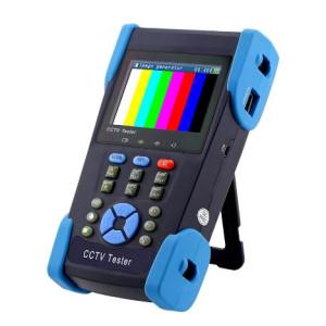 """HD CCTV All In One Test Monitor 3.5"""" HD TVI, HD-CVI, HD AHD , HD SDI, Analog"""