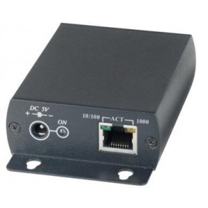 Ethernet Data Signal Extender repeater over Cat 5 Cable Additional Range upto 390Feet