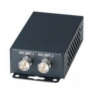 1 Input 2 Output HD-SDI Long Range repeaterVideo Amplifier HD signal distance total up to 650Feet