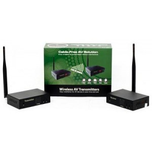 5.8Ghz Wireless Kit(TX+RX) 300ft Range and upto 7CH