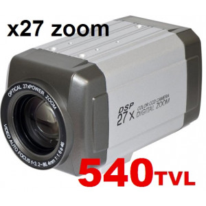 27X Zoom day and night all in one 540TVL ICR Auto Focus