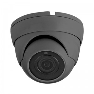 X Series HD 2.4MP Eyeball Vari Focal Turret Camera 2.8-8mm Dual Video Outputs(Supports All video Signal)