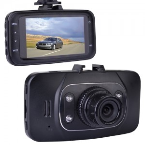 "1080P HD Dash Cam with Night vision, 2.7"" LCD Screen"