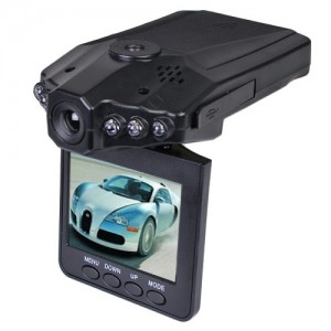 "960P HD Dash Cam with Night vision, 2.4"" LCD"