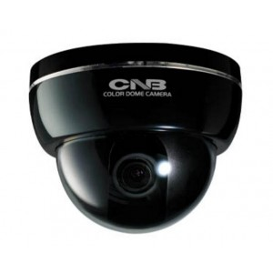 CNB DBM-24VD 600 TVL high resolution MonalisaI dsp cctv dome camera 2.8-10.5mm Dual Power
