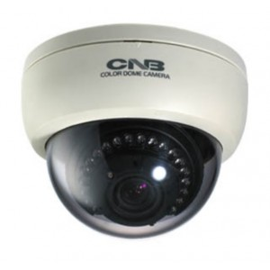 CNB D2815NVR Indoor Night vision Dome Camera Intelligent IR 550TVL 24 Leds Dual Power ICR 3.8-9.5mm