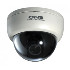 CNB D2265NVF 1/3 SONY Double Scan WDR, High Resolution, ICR, DSS, Dual Power Low light Vari-focal