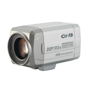 CNB AN122 Box Type Day/Night All In One Box Camera 192X Zoom (16X Optical, 12X Digital ) CCTV Camera High-Resolution 12V DC