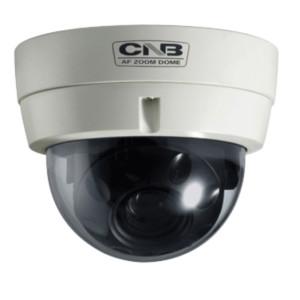 CNB VZD127NL Vandal Proof dome High resolution 192x (16X Optical, 12X Digital) zoom camera dual power