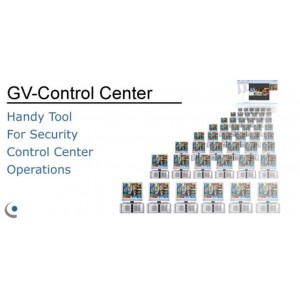 Geovision GV Control Center