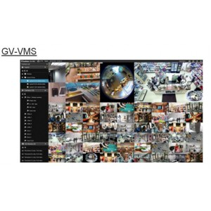 Geovision GV VMS 32Chs Platform 3rd Party IP Camera License