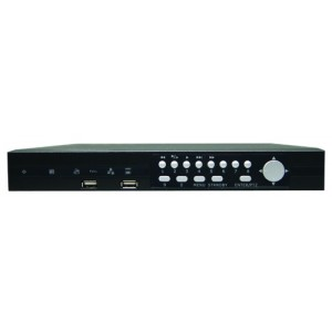 8CH H264 StandAlone Network DVR Support mobile Viewing 500GB