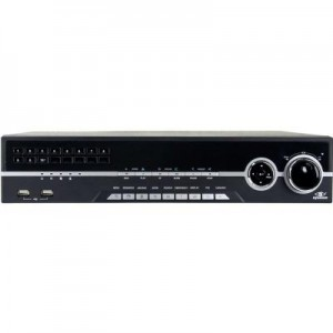 3R Global HD-TVI 16CH Hybrid DVR System Real Time HD 1080P Auto Detects Supports POS 480FPS